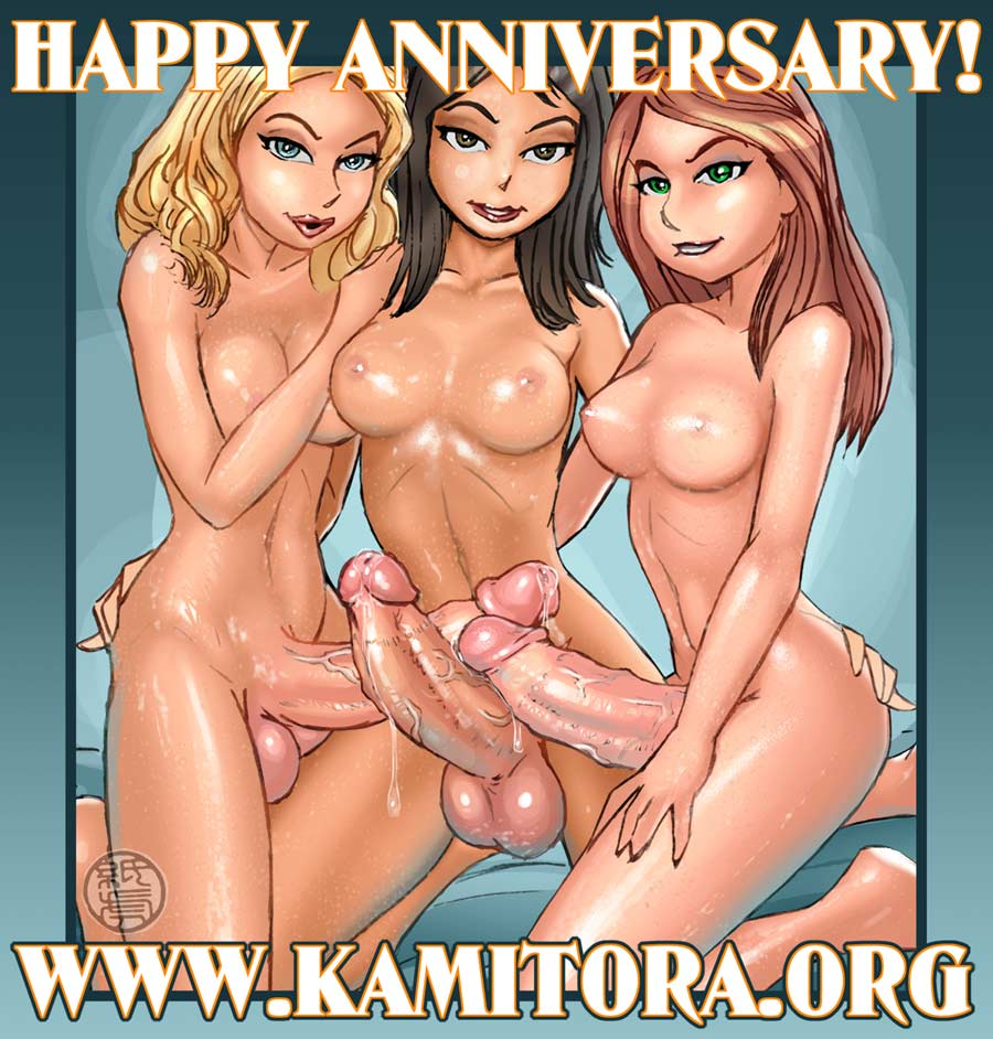 3 years of kamitora.org